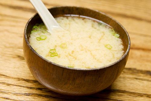 Miso Soup for breakfast