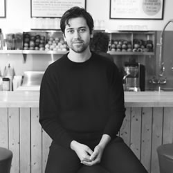 Aux Vivres co-founder Liam Manhan