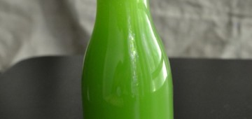 Kelly Childs' Carafe of Cucumber Juice