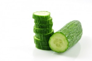 Kelly Childs' Cucumbers