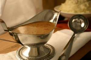 Kelly Childs' Vegan Gravy