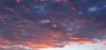 Downtown Burlington sunrise