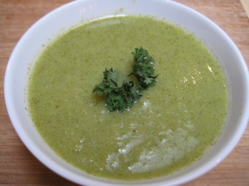 www.kellychilds.com | www.childsandweatherbie.com | www.erinnweatherbie.com | Broccoli Soup Recipe