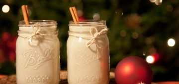 www.kellychilds.com | www.childsandweatherbie.com | egg nog smoothie vegan