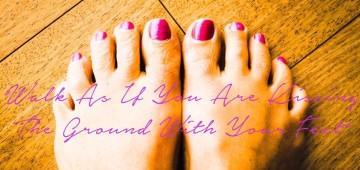 Kelly Childs feet