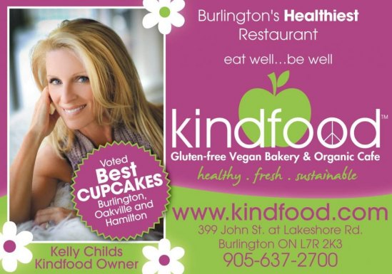 www.kellychilds.com | Kindfood & Lettuce Love Cafe