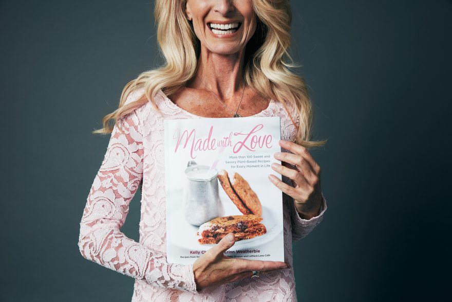 Made With Love Cookbook by Kelly Childs and Erinn Weatherbie