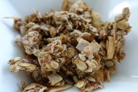 Kelly Childs Granola Recipe