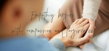 Empathy Forgiveness and Kelly Childs