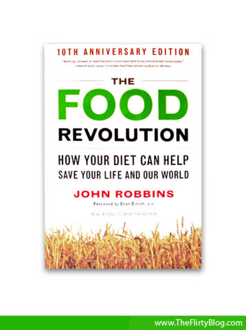 The Food Revolution Book John Robbins