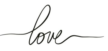 kelly childs love handwriting