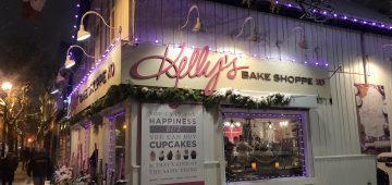 Kelly's Bake Shoppe in Downtown Burlington
