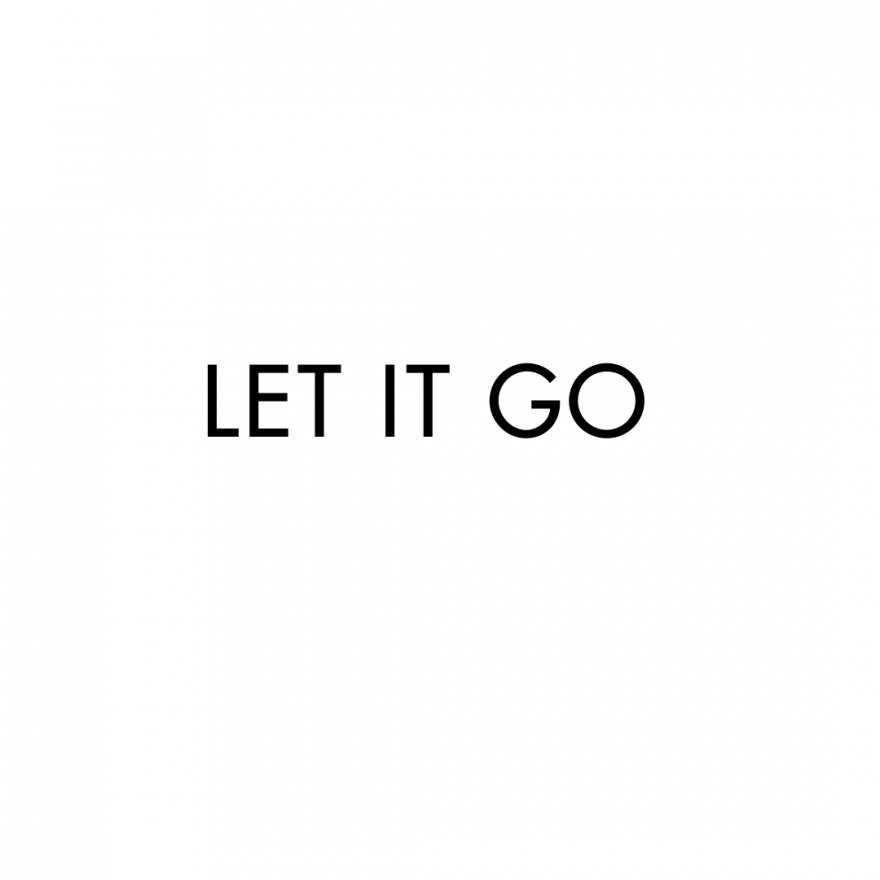 Let it Go - Kelly Childs