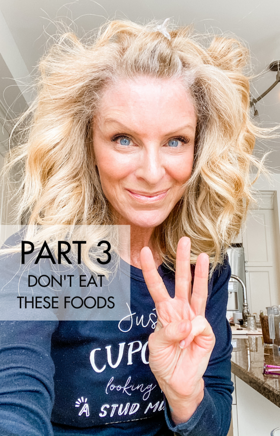 Kelly Childs - What food to NOT eat